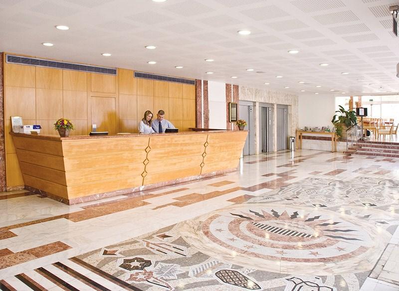 Grand Beach Tel Aviv - lobby