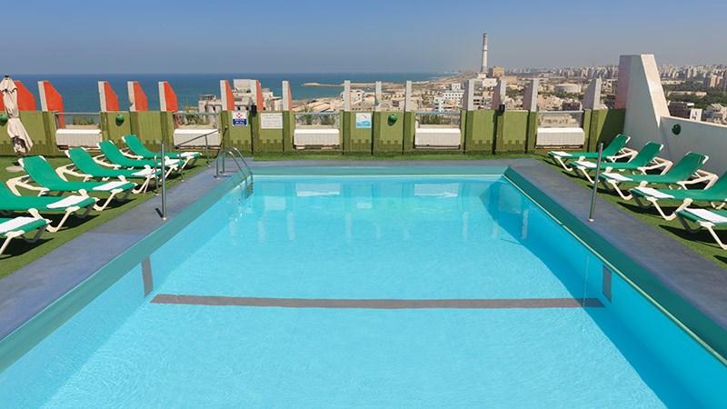 Grand Beach Tel Aviv - pool