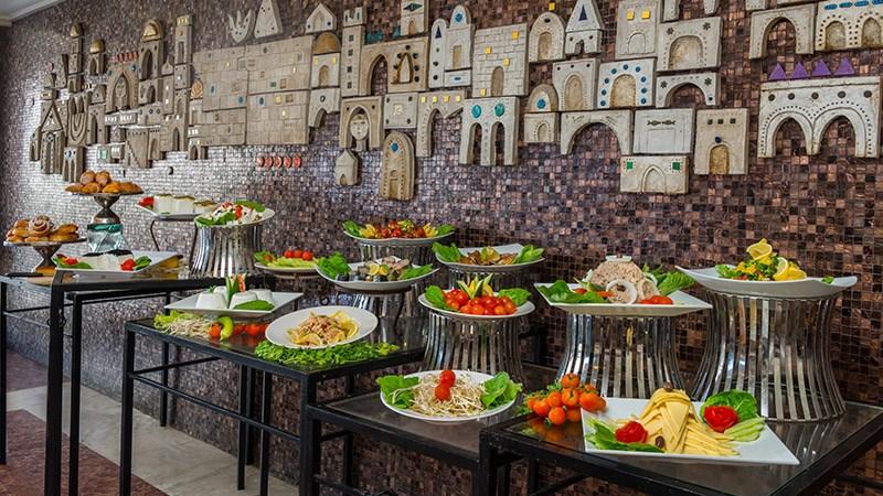 Grand Beach Tel Aviv - restaurant