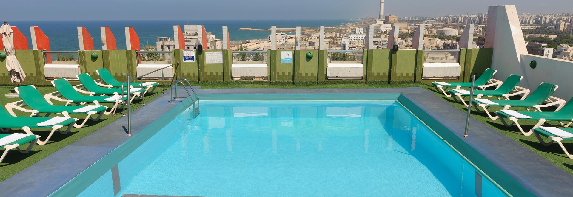 Hotel Select Grand Court Jerum Beach Tel Aviv