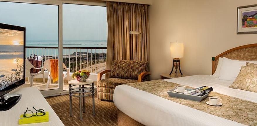 David Dead Sea hotel's rooms