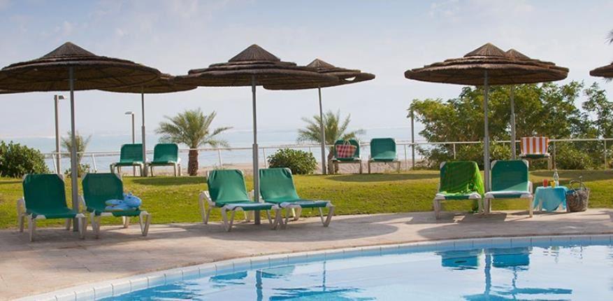 David Dead Sea hotel pool