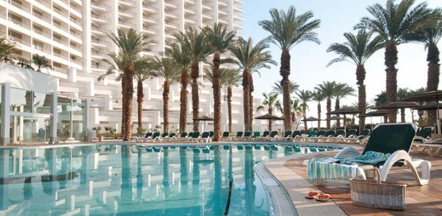 David Dead Sea - outdoor pool