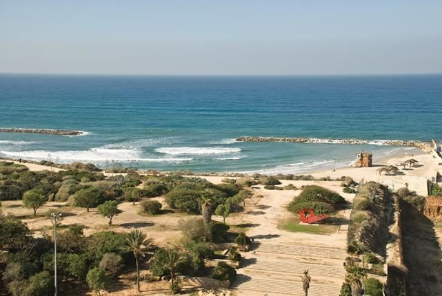 Grand Beach Tel Aviv - Surroundings